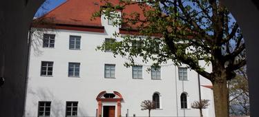 Museum der Stadt Burgau Außenansicht