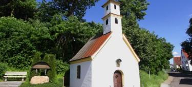 Antoniuskapelle Oberknöringen