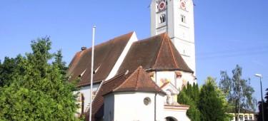 St. Maritn Kirche Unterknöringen