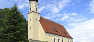 Filialkirche Mariä Opferung Großanhausen