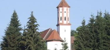 St. Gangolfskirche Kleinanhausen