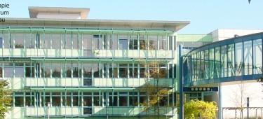 Therapiezentrum Burgau Außenansicht