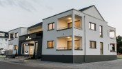 Business-Homes Das Apartment Hotel Außenansicht