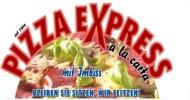 Pizza-Express a la carta Logo