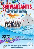 Plakat Schwablantis Band 8872 mit Schorsch
