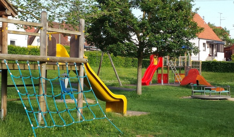 Spielplatz Burgau