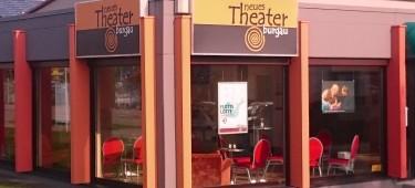 Neues Theater Burgau Außenansicht
