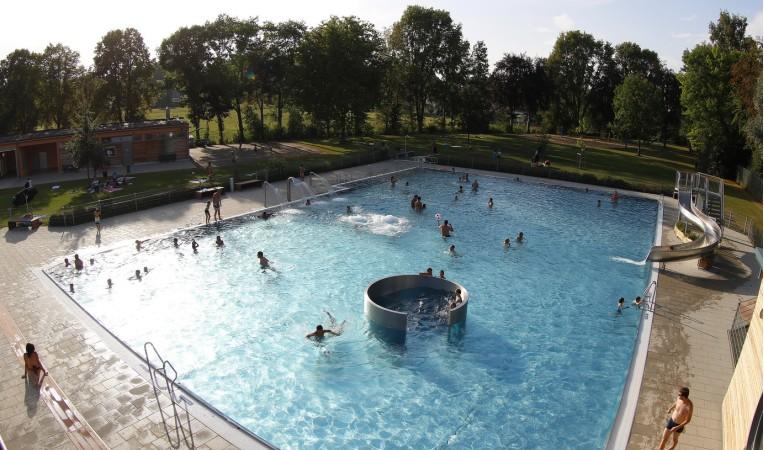 Freibad Burgau Nichtschwimmerbecken