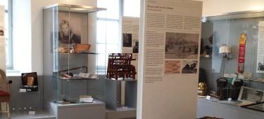 Museum der Stadt Burgau Innenansicht