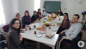 Erfolgreicher Frauenkulturkurs