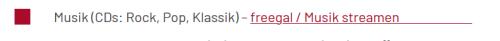Screenshot des Links zur Seite Freegal Musikstreaming