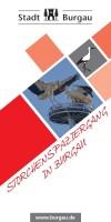 Storchenspaziergang in Burgau