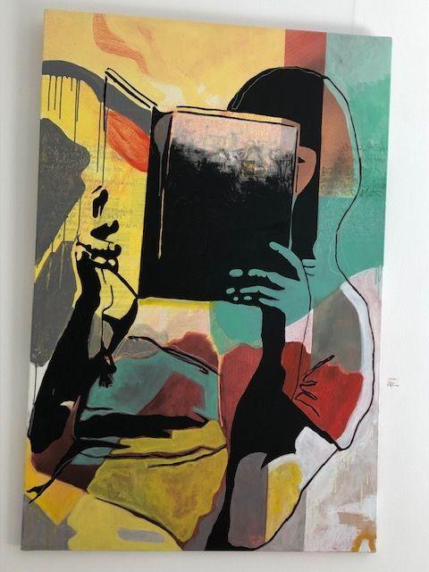 Bild Ausstellung Galerie Groß Karen Steifensand